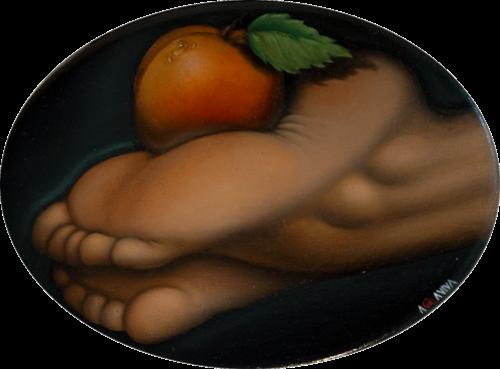 Piedi di Seta di Alessandro Acquaviva